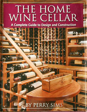 Perry Sims Wine Cellar book
